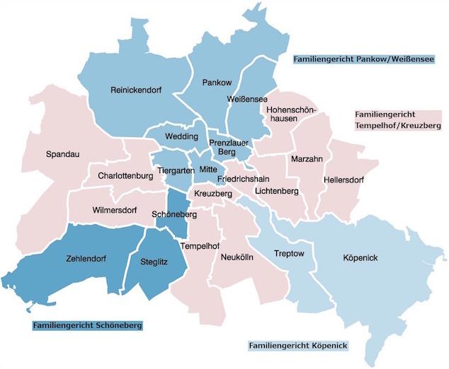 Gericht Scheidung Zuständigkeit Scheidung Berlin